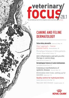 Canine and feline dermatology