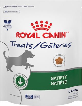 Treats Satiety Canine