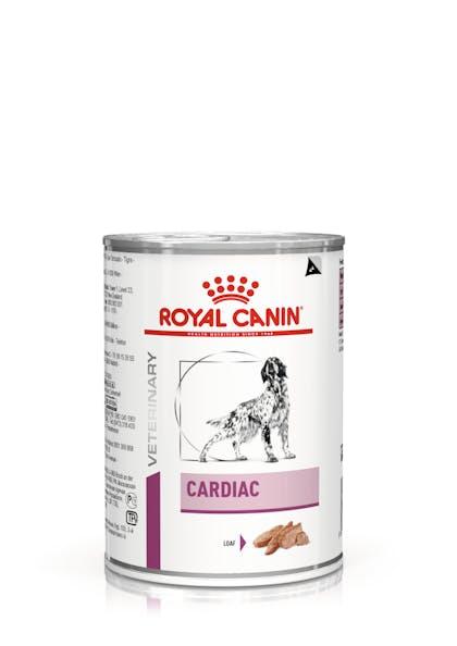 VHN-VITAL SUPPORT-CARDIAC DOG WET LOAF CAN 410GR-PACKSHOT
