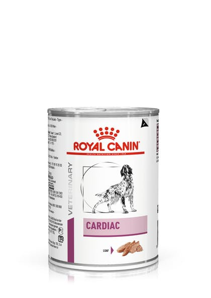 VHN-VITAL SUPPORT-CARDIAC DOG WET LOAF CAN 410GR-PACKSHOT