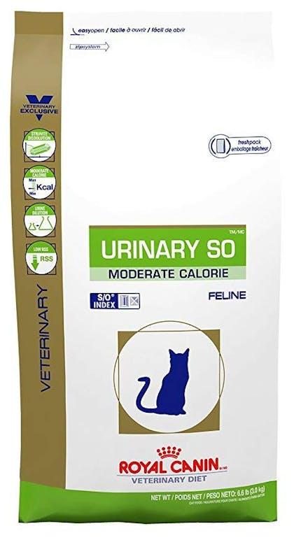 Urinary SO Moderate Calorie Feline