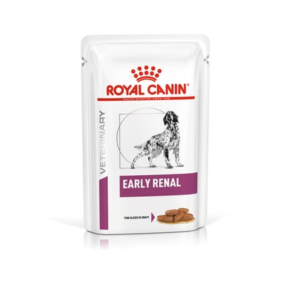 VHN-VITAL SUPPORT-EARLY RENAL DOG WET POUCH-PACKSHOT