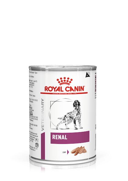 VHN-VITAL SUPPORT-RENAL DOG WET LOAF CAN 410GR-PACKSHOT