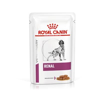 VHN-VITAL SUPPORT-RENAL DOG WET CIG POUCH-PACKSHOT