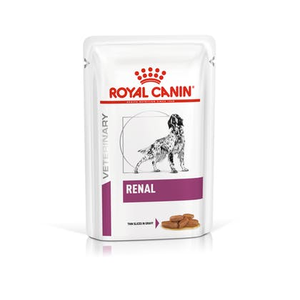 VHN-VITAL SUPPORT-RENAL DOG WET CIG POUCH-PACKSHOT