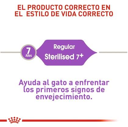 STERILIZED 7+ COLOMBIA 3