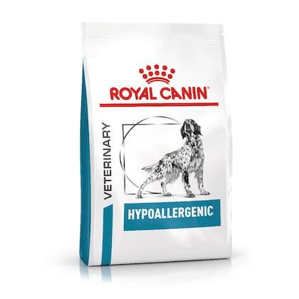 VHN-eRetail Full Kit-Hero-Images-Dermatology Hypoallergenic Dog Dry-B1