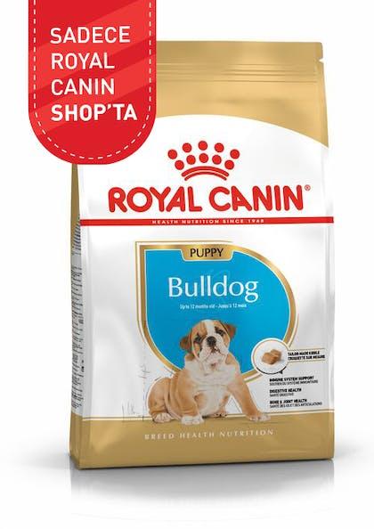 Royal Canin Yavru Köpek Maması Bulldog Puppy