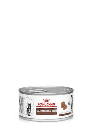 GASTROINTESTINAL KITTEN ultra soft mousse in sauce