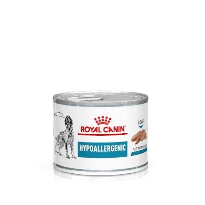 VHN-eRetail Full Kit-Hero-Images-Dermatology Hypoallergenic 200g Loaf Dog Wet-B1