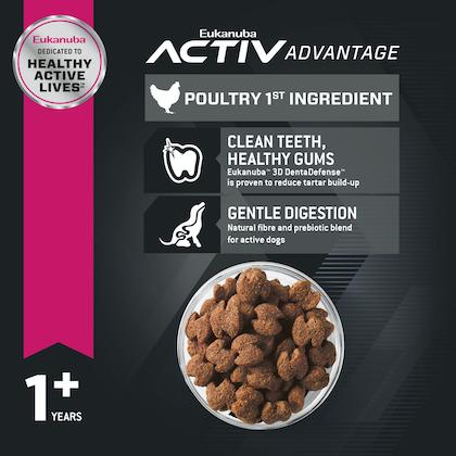 Eukanuba™ Adult Small Breed Dry Dog Food