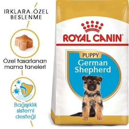 Royal Canin German Shepherd Puppy Yavru Köpek Maması 7