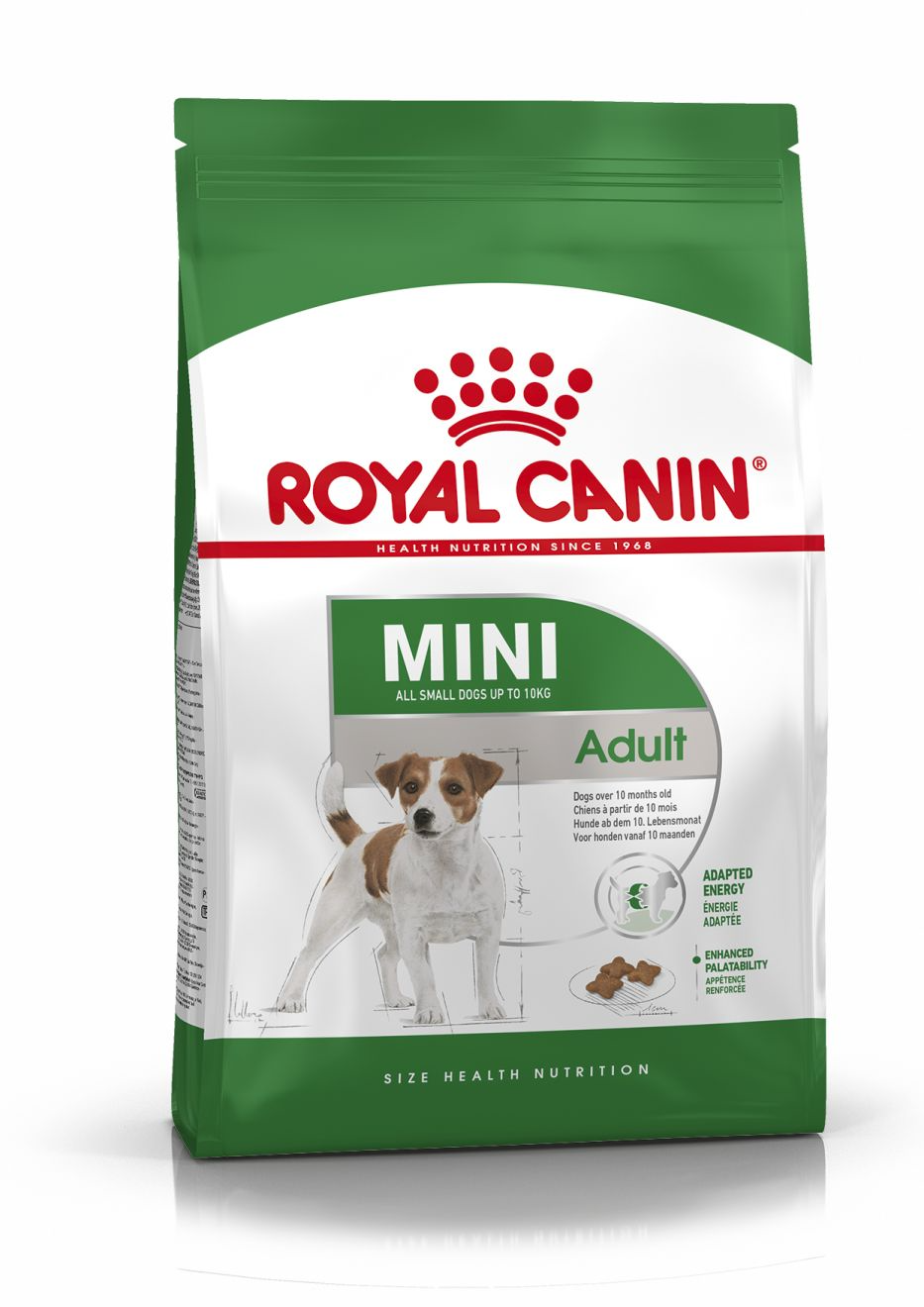 Собачьи корма royal canin для mini