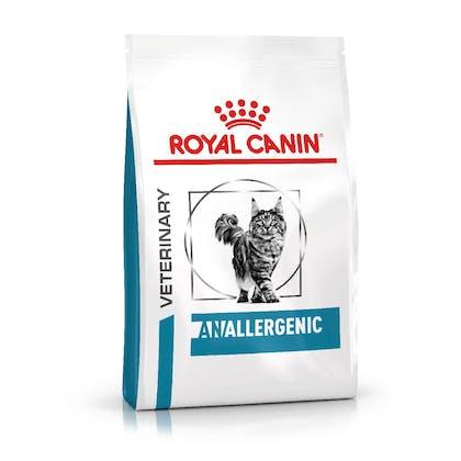 VHN-eRetail Full Kit-Hero-Images-Dermatology Anallergenic Cat Dry-B1