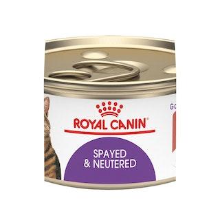 Spayed / Neutered thin slices in gravy