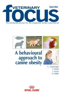 A Behavioral Approach to Canine Obesity
