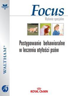 Postępowanie behawioralne w leczeniu otyłości psów