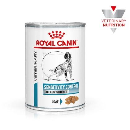 VHN-BrandFlagship-Hero-Images-Dermatology Sensitivity Control CWR Loaf Dog Wet-B1