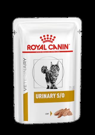 Urinary S/O Feline Alimento Úmido